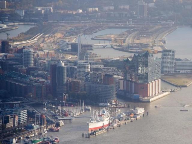Architektur: Die spektakulären Pläne für die Hamburger Hafencity