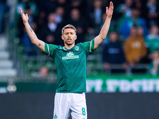 """2. Bundesliga: """"Es tut weh!"""" Weiser entschuldigt sich für Regel-Blackout nach Werder-Traumtor"""