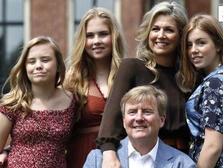 Einbruch in Ferienvilla der niederländischen Königsfamilie