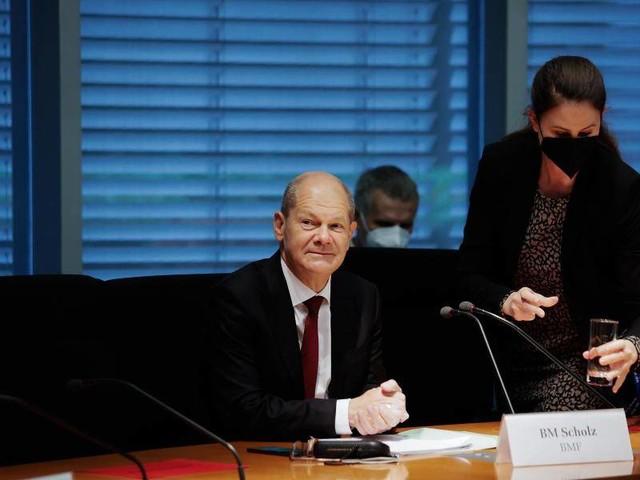 Anti-Geldwäsche-Einheit: In der Vorwärtsverteidigung: Scholz vor Finanzausschuss