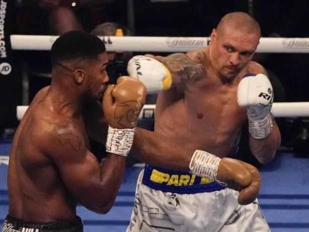 Boxen: Schwergewicht Usyk entthront Joshua - Sieg nach Punkten