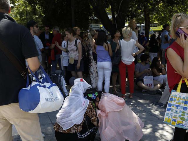Athen: Schweres Erdbeben erschüttert Griechenland - Video zeigt Ausmaß