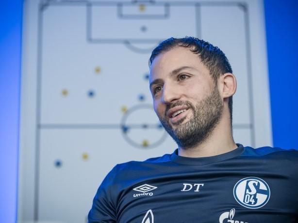"""Schalke 04: Domenico Tedesco: """"Alles auf Schalke hat mit harter Arbeit zu tun"""""""