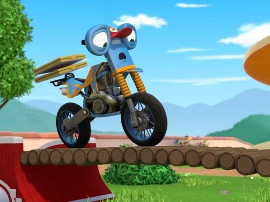"""""""Ricky Zoom"""" im Stream und TV: Wie geht es in Folge 12 der Animationsserie weiter?"""
