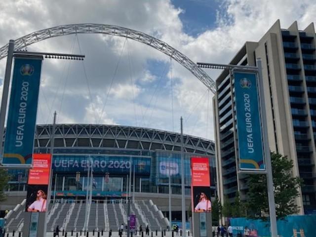 Seestadt Wembley? Wie in London ein neuer Stadtteil entsteht