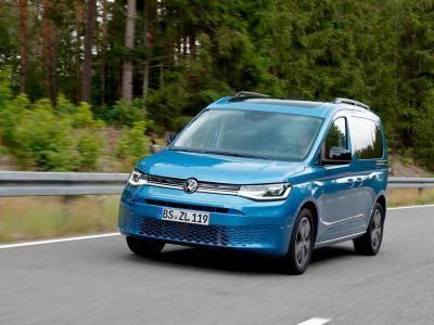 Startet im November: Neuer VW Caddy ab rund 23 000 Euro