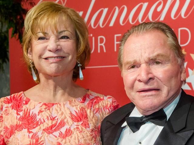 Fritz Weppers Ehefrau ist plötzlich verstorben