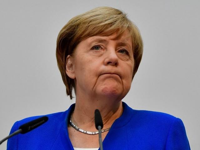 Merkel verliert an Macht