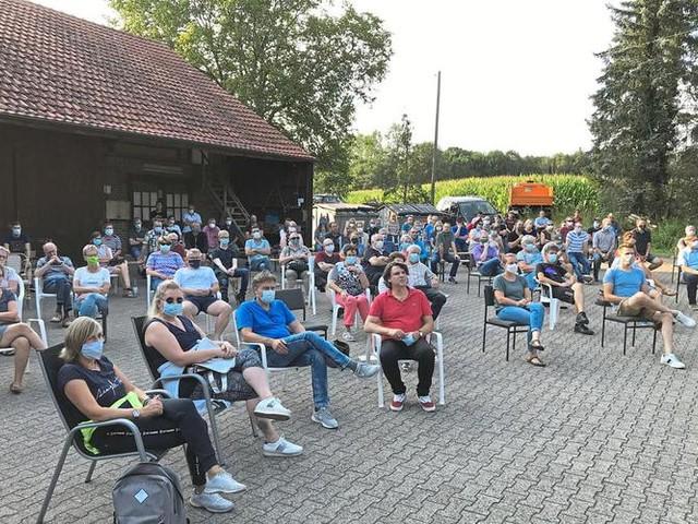 Münsterland: Bürgerinitiative reicht Beschwerde ein
