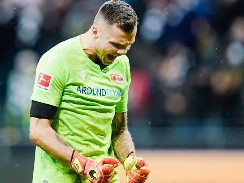 Union Berlin überholt Eintracht Frankfurt mit 2:1-Sieg