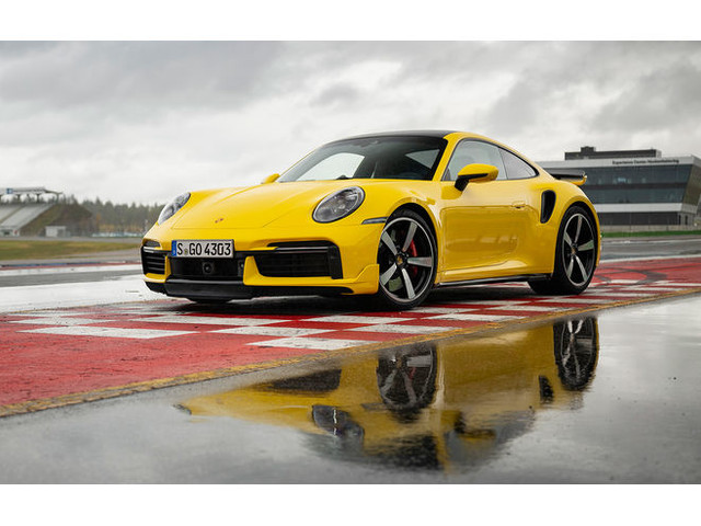 Sportwagen-Neuzulassungen 2020: 911 und dann lange nichts