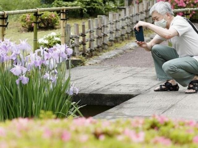 Japans Kaiserpalast öffnet seine Gärten wieder