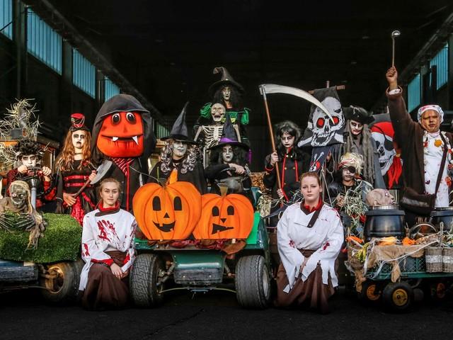 Kernie's Familienpark feiert 2020 aufregende Halloween-Wochenenden mit großem Familienangebot