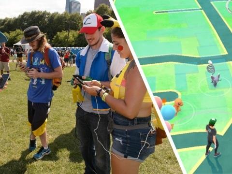 Pokémon Go Fest 2021: Darum glotzen dieses Wochenende alle nur auf ihr Handy