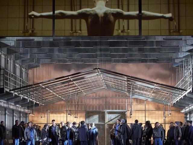 """""""Parsifal""""-Kritik: Zur Oper wird hier die Zeit"""