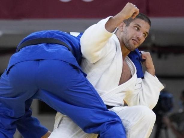 Olympia: Judoka Trippel hat nach Final-Einzug Silber sicher
