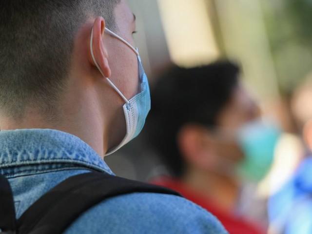 Pandemie-Bekämpfung: Bundesschülerkonferenz hofft auf Aufhebung der Maskenpflicht auf Schulhöfen