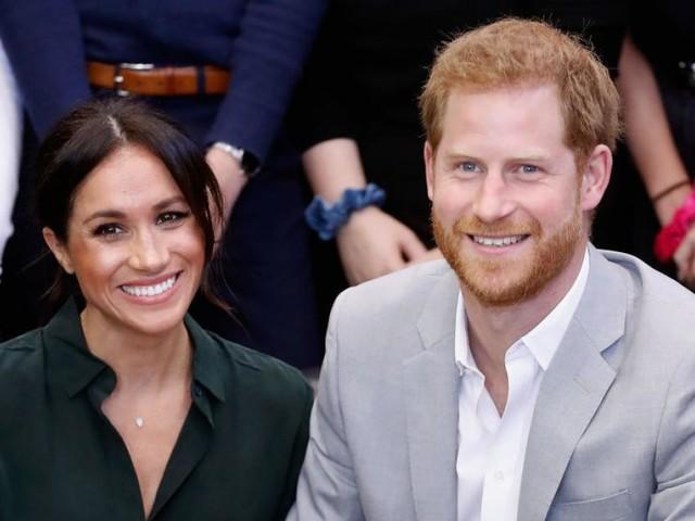 So reagierte der Palast: Alle Infos über Meghans & Harrys Tochter Lilibet