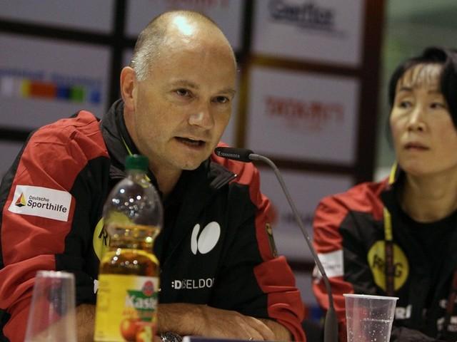 """Tischtennis-Sportdirektor hadert mit Olympia-Vorbereitung: """"Im Fußball spielt man auch nicht eine Europameisterschaft und sechs Wochen später eine Weltmeisterschaft"""""""