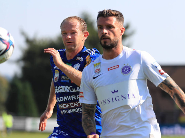 "Bundesliga Österreich: Sonnleitner kritisiert Austria-Fans: ""Unnötig"""