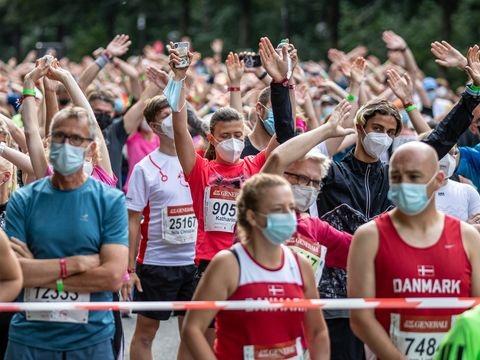 Rund 25.000 Läuferinnen und Läufer bei Marathon erwartet