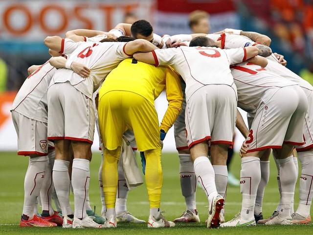 Verstoß gegen Corona-Regeln? UEFA leitet Untersuchung gegen Nordmazedonien ein