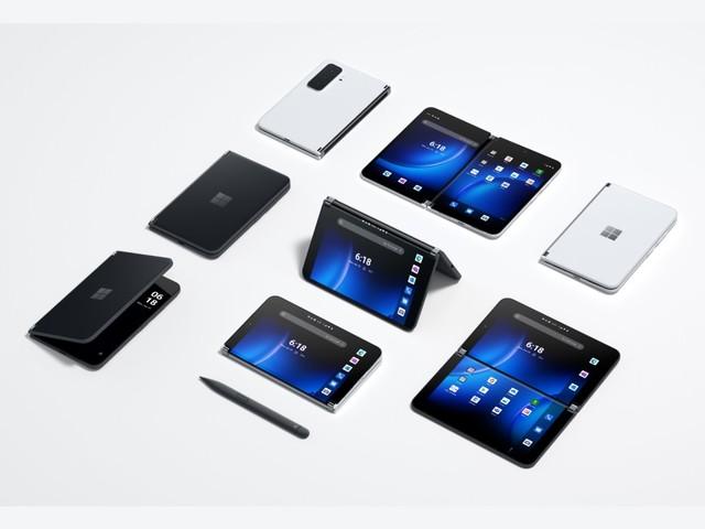 Microsoft Surface Duo 2 offiziell vorgestellt