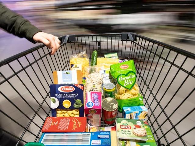 Blick ins Einkaufwagerl: Was die Österreicher 2020 gekauft haben