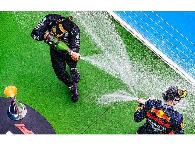 Formel 1-Noten 2020: Hamilton vor Verstappen und Perez