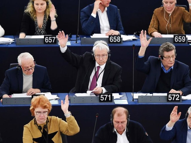 Schick die Jungen nach Europa, nicht den Opa