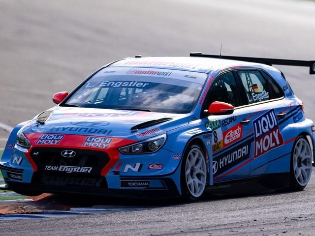 ADAC TCR Germany und GT Masters Luca Engstler der neue Champion