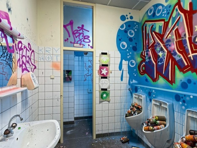 Street-Art in Wien: Sie müssen nicht mehr draußen bleiben