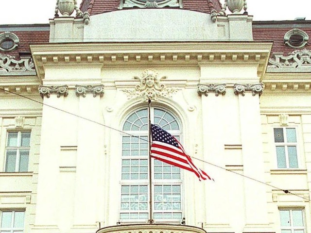 700.000-Euro-Gobelin aus US-Botschaftsresidenz in Wien gestohlen