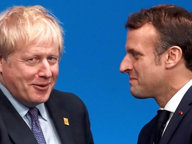 Johnson und Macron halten am Atomdeal mit Iran fest