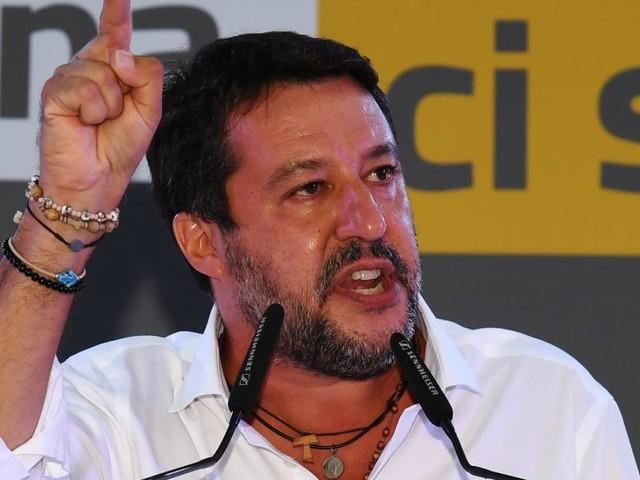 Regionalwahlen: Rechter Lega-Boss Salvini hofft auf Durchmarsch
