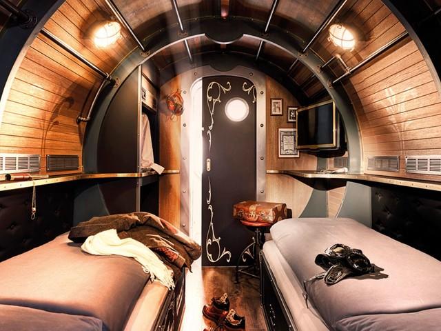 """""""Hotel Charles Lindbergh"""" buchen? So viel kosten Übernachtungen im neuen Phantasialand-Hotel!"""