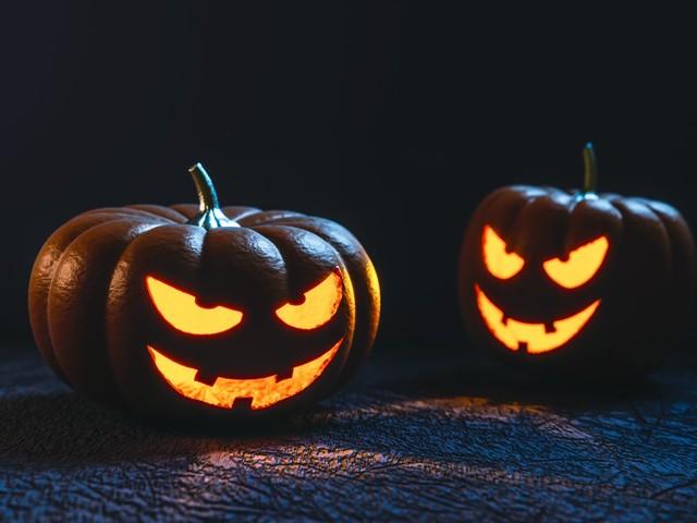 Basteln zu Halloween mit Kindern