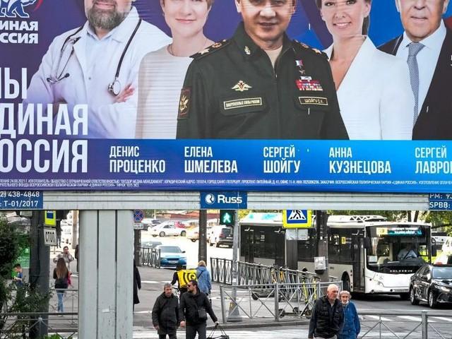 Kreml baut Erfolgsgarantie in Duma-Wahl ein