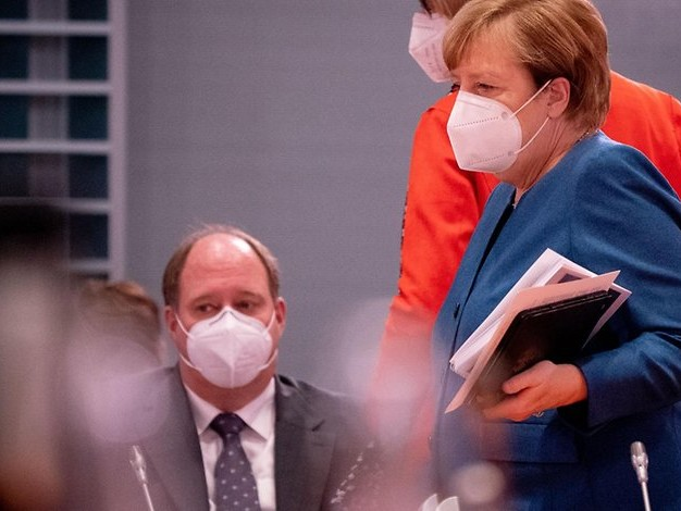"Neuer Corona-Lockdown beschlossen: Merkel warnt vor ""nationaler Gesundheitsnotlage"""