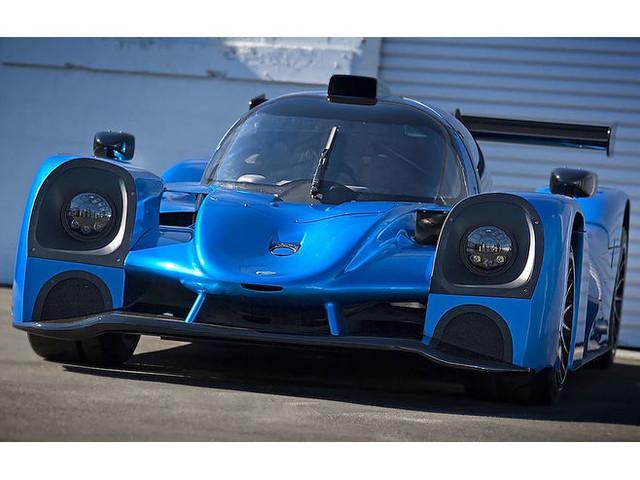 Laffite X-24: Straßenzugelassener Le Mans-Rennwagen