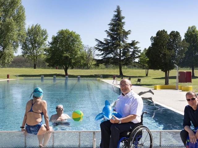 Badearena in Krems ist bereit für Schwimm- und Planschbegeisterte