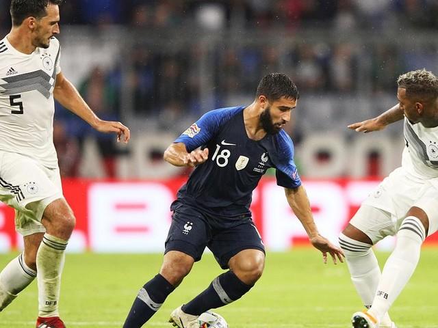 Frankreich – Deutschland im Live-Stream - Nations League live im Internet sehen