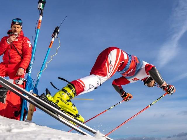 Ski-Herren vor Saisonstart: Riesenzuversicht für den Riesentorlauf