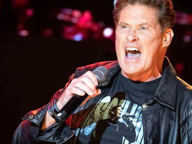 "Grandiose Idee zum Mauerfall-Jubiläum: David Hasselhoff will im Trabi ""Looking for Freedom"" hupen"
