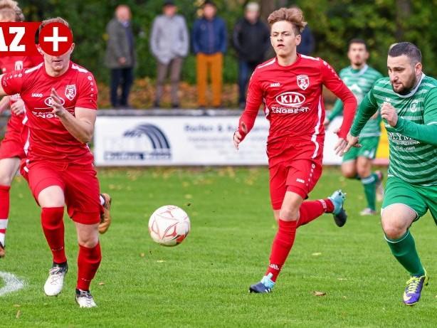 Fußball Testspiel: Torjäger Tschalumjan gibt beim SV Zweckel sein Comeback