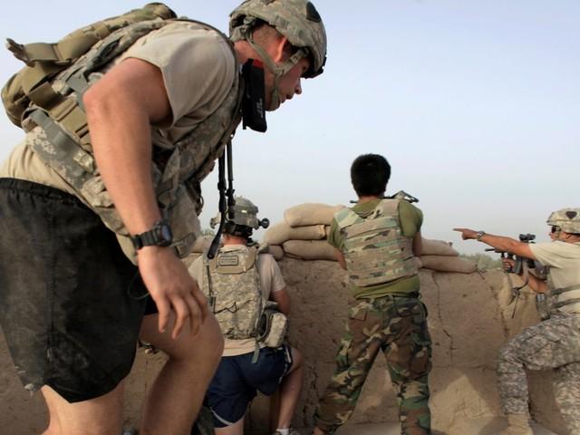 Afghanistan: Zahl der Angriffe laut Sigar-Bericht ist deutlich gestiegen