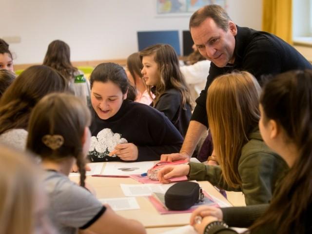 Deutsche Schüler sind gute Teamarbeiter