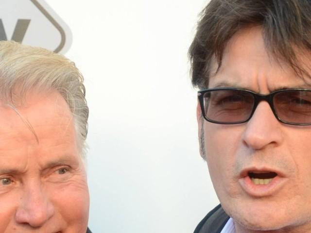 """Martin Sheen: """"Dass Charlie wieder gesund wurde, ist ein Wunder"""""""