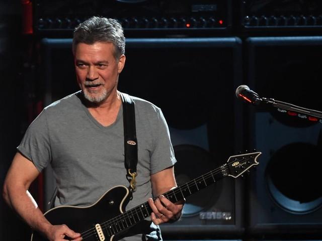 Eddie Van Halen: Der Tag, als die Gitarre starb