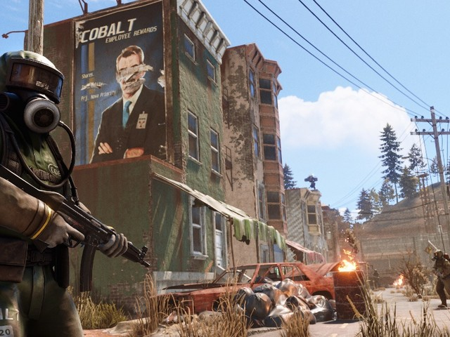 Rust Console Edition für PS4 und Xbox One veröffentlicht